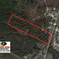 10.92 Acres of Residential Hunting Land For Sale in Harnett County NC!