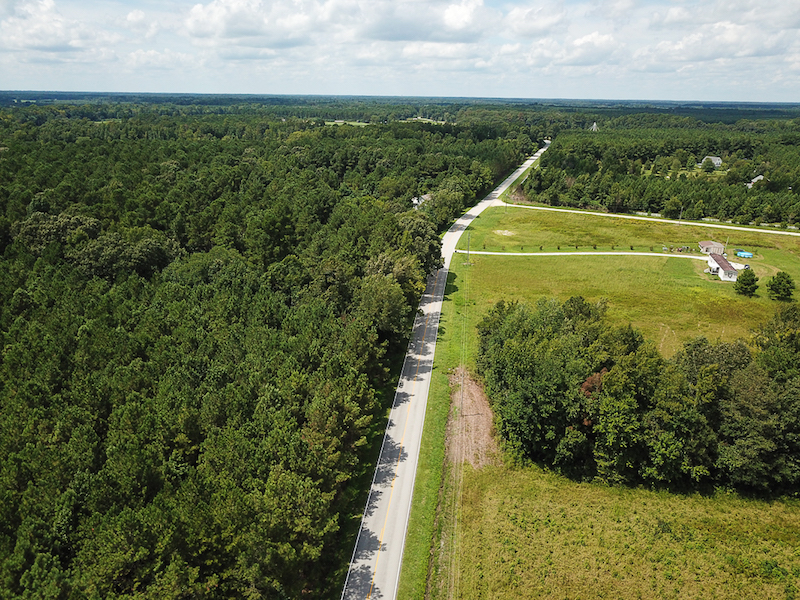 Under Contract 47 Acres Of Timber And Hunting Land For