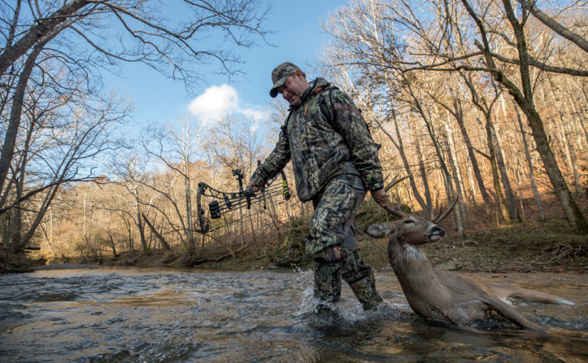 RECOVERING YOUR TROPHY: TRACKING DEER BLOOD TRAILS