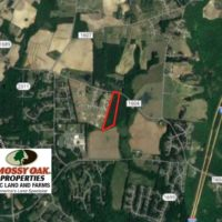 UNDER CONTRACT!!  12.52 Acres of Recreational Hunting Land For Sale in Nash County NC!