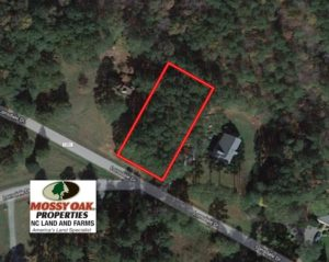SOLD!  0.47 Acres of Residential Land For Sale in Warren County NC!