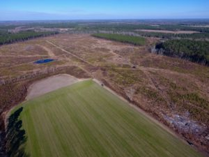 SOLD!  312 Acres of Farm and Hunting Land For Sale in Edgecombe County NC!