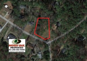 UNDER CONTRACT!  0.69 Acres of Residential Land For Sale in Halifax County NC!