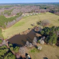 270.86 Acres of Pasture and Timber Land with Pond For Sale in Halifax County NC!