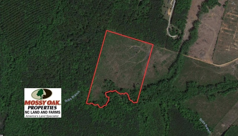 20.03 Acres of Hunting Land For Sale in Warren County NC!