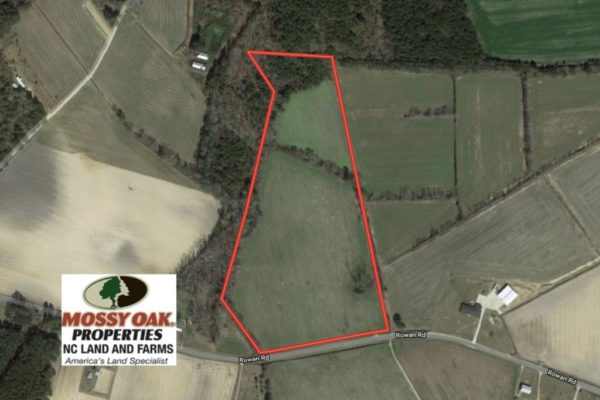 23 Acres of Farm and Hunting Land for Sale in Robeson County NC!