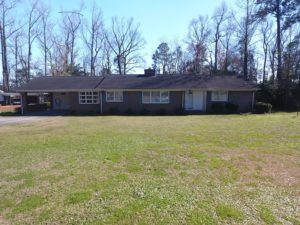 SOLD!  0.66 Acre Residential Lot with Home For Sale in Columbus County NC!