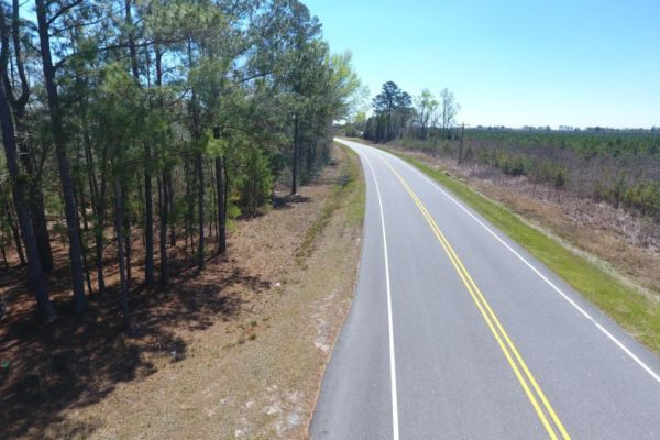 30 Acres of Hunting and Timber Land For Sale in Bladen County NC!