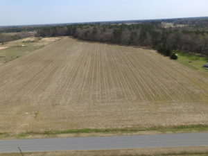 UNDER CONTRACT!  24 Acres of Farm and Timber Land For Sale in Isle of Wight County VA!