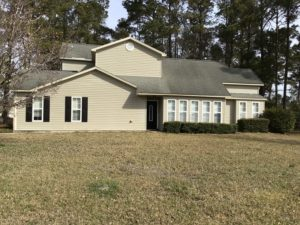 UNDER CONTRACT!  0.41 Acre Residential Lot with Home for Sale in Brunswick County NC!