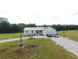 UNDER CONTRACT!  47.77 Acres of Residential Farm and Hunting Land  For Sale in Robeson County NC!