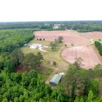 47.77 Acres of Residential Farm and Hunting Land  For Sale in Robeson County NC!