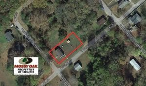UNDER CONTRACT!  0.25 Acre Lot with Home for Sale in Lunenburg County VA!