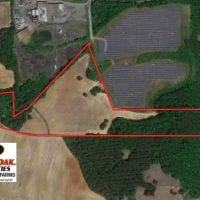 31.36 Acres of Farm and Investment Land For Sale in Nash County NC!
