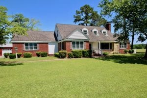 UNDER CONTRACT! 23.12 Acres of Land and Home For Sale in Pitt County NC!