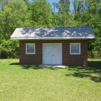 8 Acres of Pasture and Hunting Land with Home For Sale in Robeson County NC!