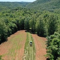 373 Acres of Residential Hunting and Recreational Land For Sale in Franklin County VA!