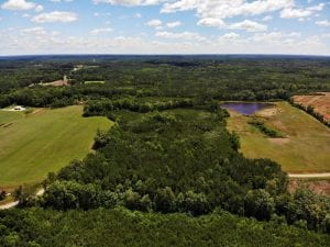 REDUCED!  4.5 Acres of Residential Land For Sale in Warren County NC!