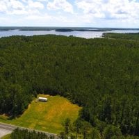 40 Acres of Waterfront Residential and Timber Land For Sale in Beaufort County NC!