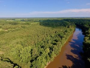 SOLD!  39.74 Acres of Tar River Hunting and Recreational Land in Edgecombe County NC!