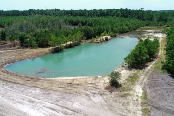 103.88 Acres of Hunting and Timber Land For Sale in Brunswick County NC!