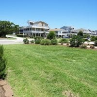 UNDER CONTRACT!  0.82 Acres of Beach Front Property with House For Sale in Brunswick County NC!