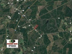 SOLD!! 22 Acres of Residential and Hunting Land For Sale in Dinwiddie County VA!