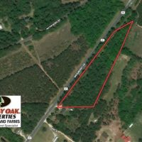 UNDER CONTRACT!  5 Acres of Residential and Timber Land For Sale in Hoke County NC!