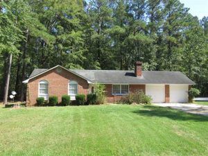 SOLD!!  0.32 Acres of Residential Land with Home for Sale in Columbus County NC!