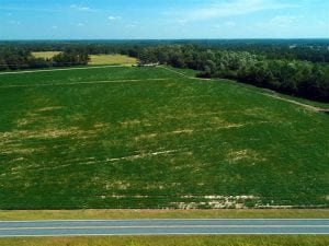 UNDER CONTRACT!!  15 Acres of Farm Land For Sale in Robeson County NC!