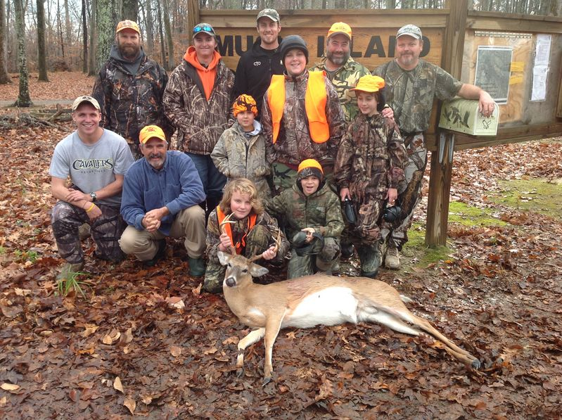 Mossy Oak Properties teams with CTO and Friends for a Father/Son Hunt