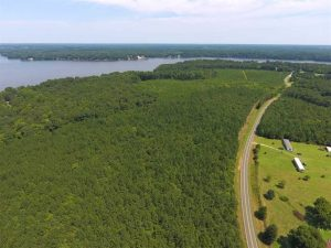 UNDER CONTRACT!  11.63 Acres of Recreational Land For Sale in Warren County NC!