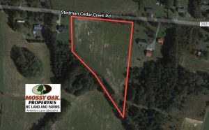 5 Acres of Agricultural Land For Sale in Cumberland County NC!