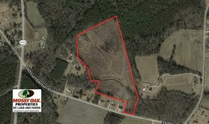 SOLD!!  25.9 Acres of Residential and Hunting Land For Sale in Columbus County NC!