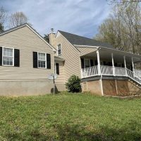 SOLD!  0.463 Acre Residential Lot with Home For Sale in Amherst County VA!