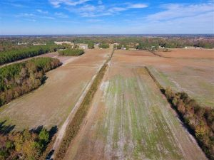 SOLD!!  20.68 Acres of Farm and Hunting Land For Sale in Craven County NC!