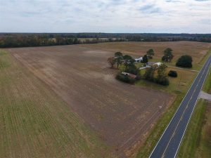 UNDER CONTRACT!!  13.12 Acres of Farm Land For Sale in Craven County NC!