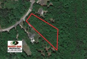 SOLD!! 1.55 Acre Residential Lot For Sale in Johnston County NC!