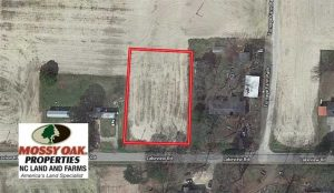 REDUCED!  0.70 Acre Residential Lot For Sale in Greene County NC!