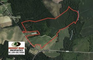 SOLD!!! 92 Acres of Farm and Residential Land for Sale in Sampson County NC!