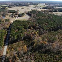 6.64 Acres of Residential Land with Home For Sale in Brunswick County VA!