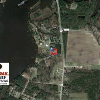 0.73 Acre Residential Lot with Home For Sale in Beaufort County NC!