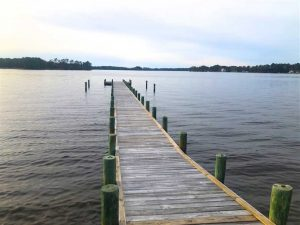 SOLD!!  0.73 Acre Residential Lot with Home For Sale in Beaufort County NC!