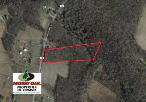 SOLD!!  3 Acre Residential Building Site For Sale in Suffolk VA!