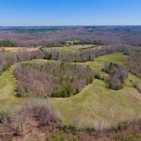 REDUCED!  42 Acres of Pasture and Timber Land For Sale in Caswell County NC!