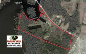 27 Acre Marina and Waterfront Land For Sale in Chowan County NC!
