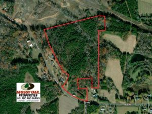 SOLD!!  28.10 Acres of Farm and Hunting Land For Sale in Person County NC!