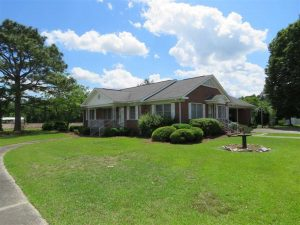UNDER CONTRACT!!  23 Ac of Farm and Timber Land with Home and Outbuildings in Robeson Co NC!