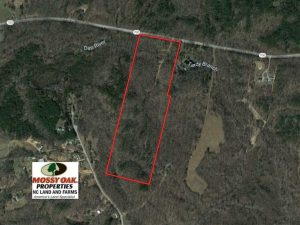 44.70 Acres of Multi-Use Land For Sale in Caswell County NC!
