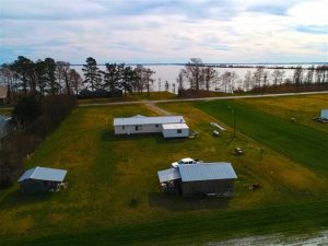 UNDER CONTRACT!!  1.03 Acres with Waterfront Residential Home For Sale in Hyde County NC!